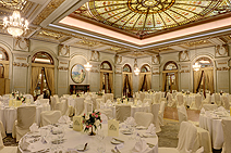 Athenee Palace in Bucharest, Romania