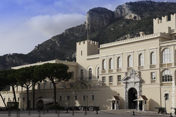 The Royal Palace (Place du Palais) Moncao