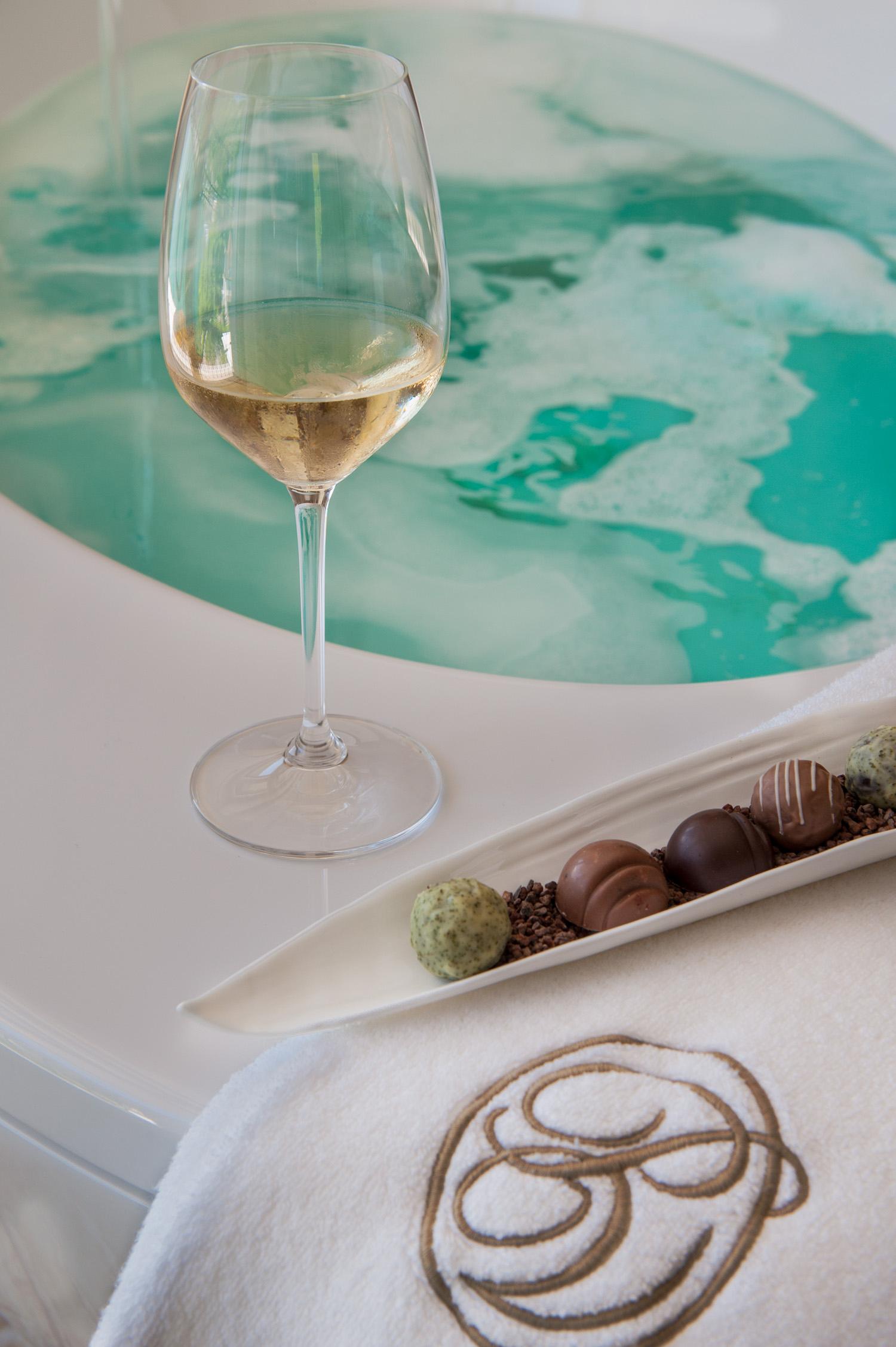 Nominee Bathtime - Location -Park Hotel Vitznau, Switzerland