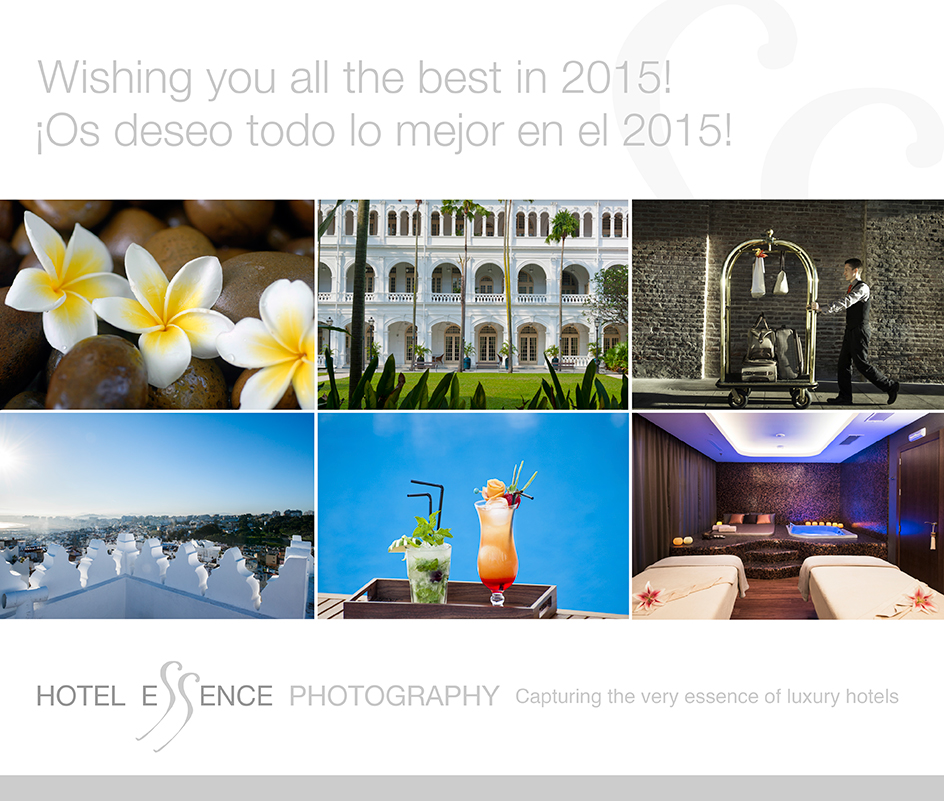 A very Happy New Year From Hotel Essence Photography