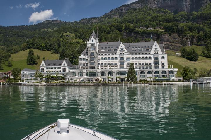 The Park Hotel Vitznau