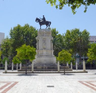 The Plaza Nueva Seville