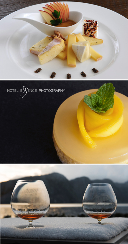 Hotel Food Photography by Photographer Michelle Chaplow