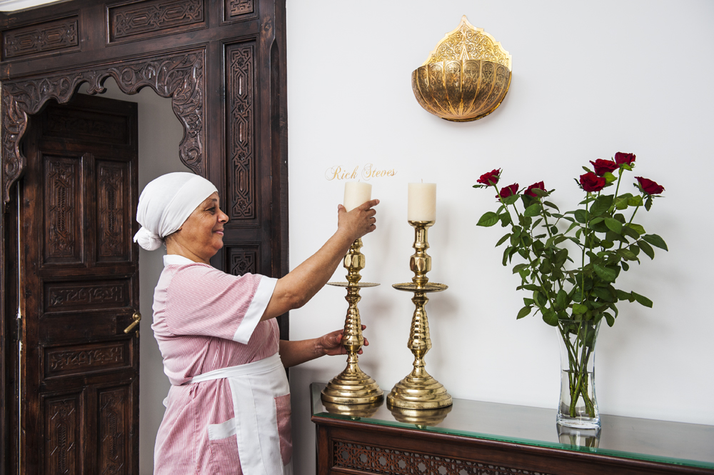 La Maison Blanhce Tangier