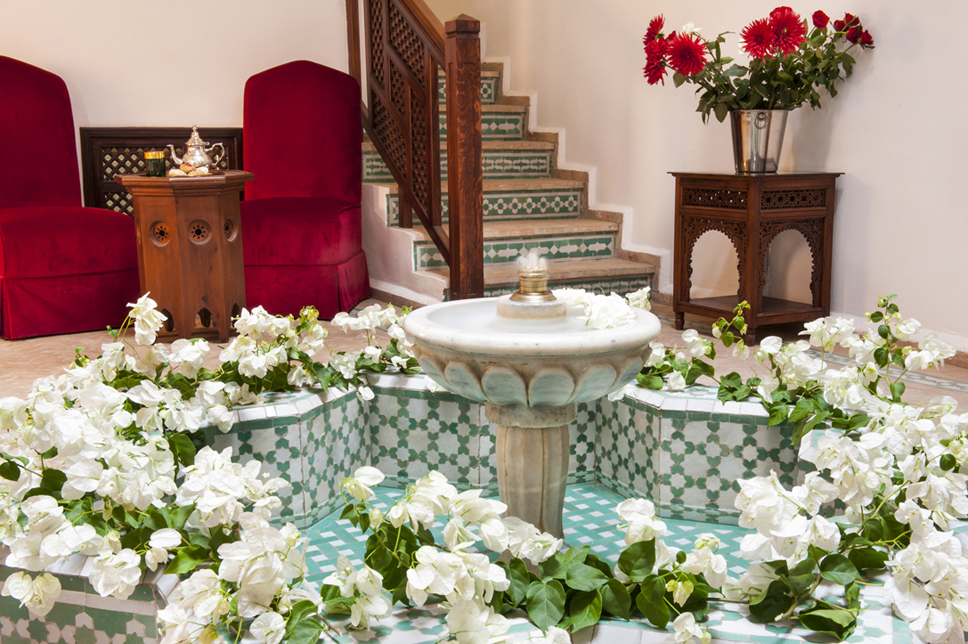 La Maison Blanche Riad by Michelle Chaplow