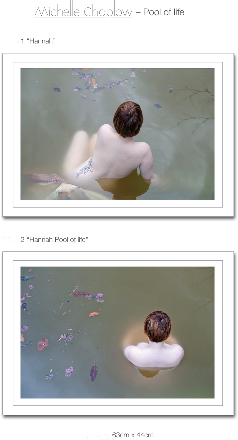 "Hannah - The Pool of Life "" Spin off"" Exhibition"
