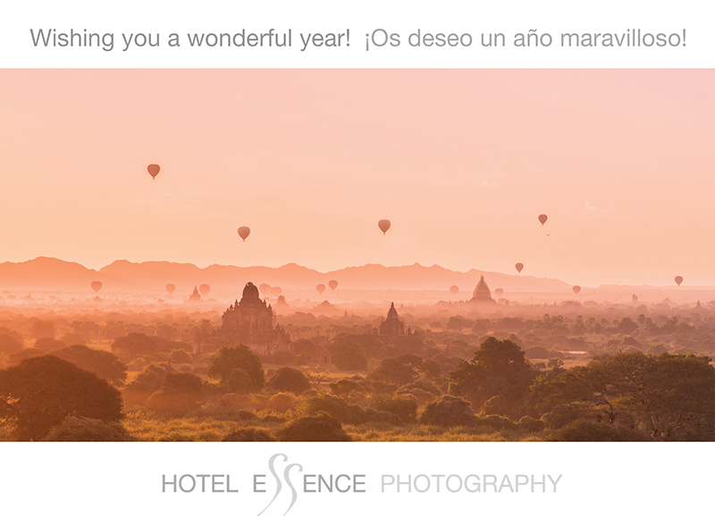 Happy New year From Hotel Essence photography