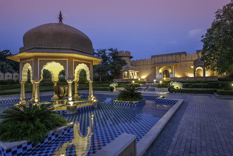 The Oberoi Rajvillas, Jaipur, India © Michelle Chaplow