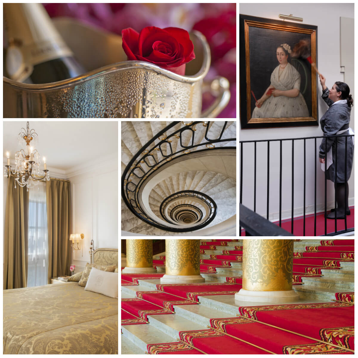 Photography for Historic Hotels by Michelle Chaplow