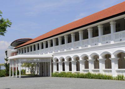 Hotel Capella, Singapore