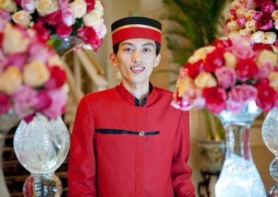The Raffles Hotel, Beijing