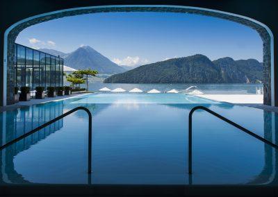 Park Hotel Vitznau, Lucerne, Switzerland