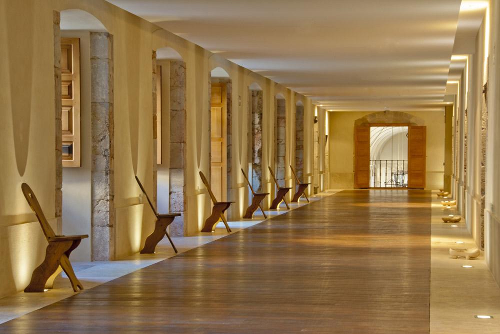 Spanish Pardor hotel Pardar de Corias © Michelle Chaplow