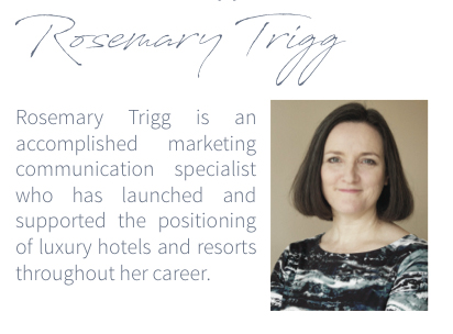 Rosemary Trigg Hotel Marketing Specialist