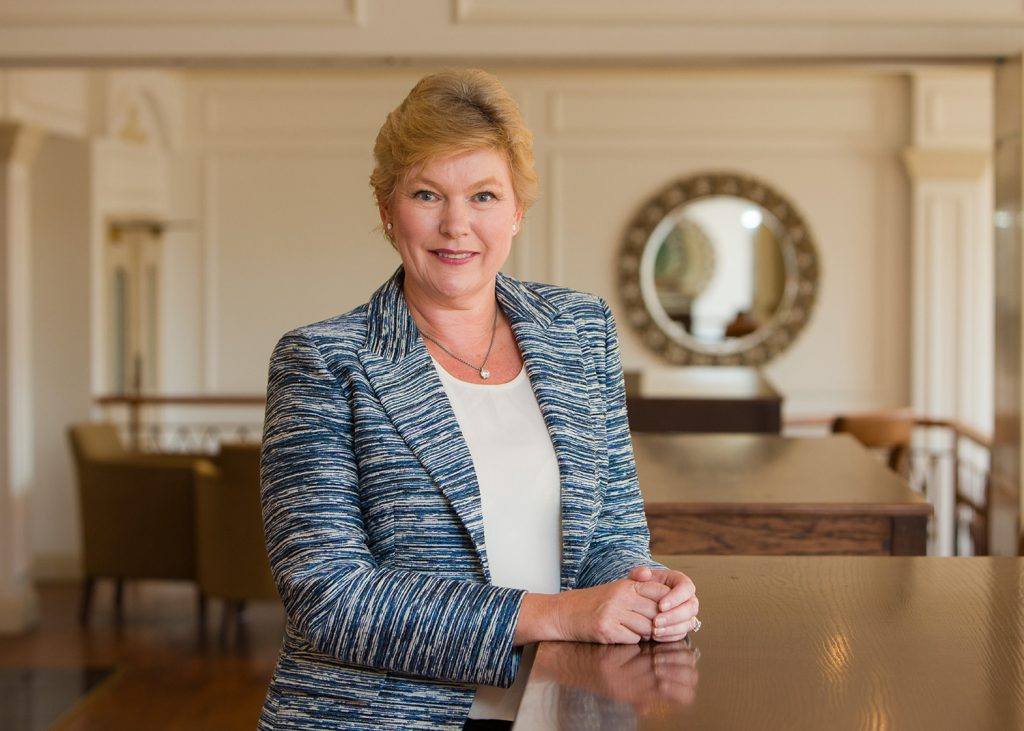 Julia Hands, Chairman & CEO Hand Picked Hotels