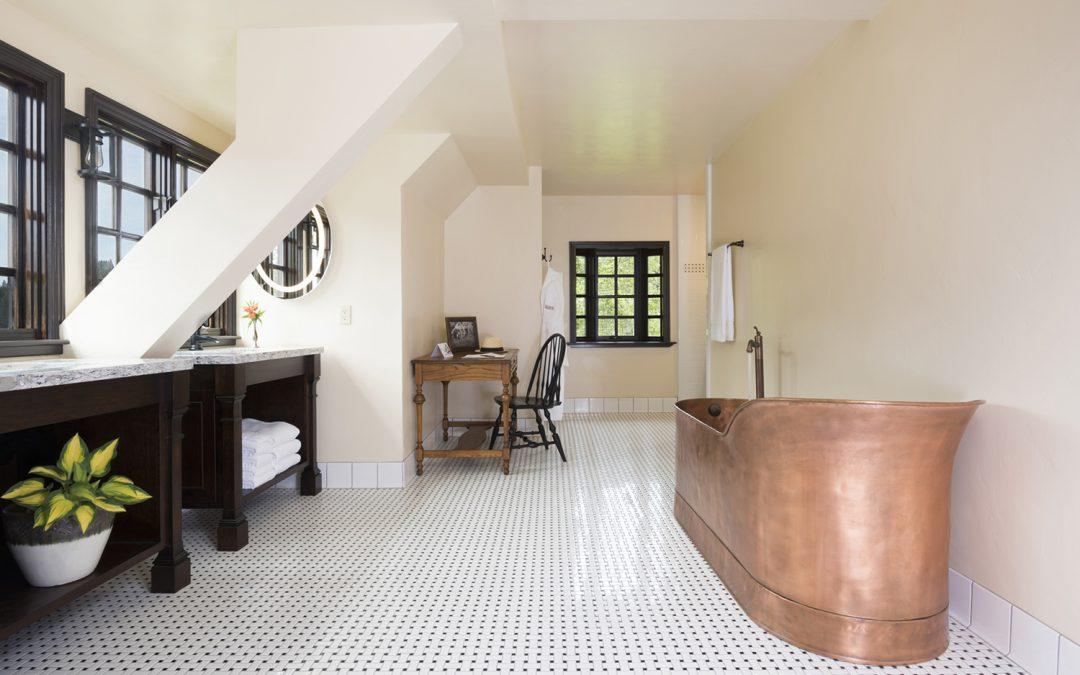 Hotel Bathroom Photography