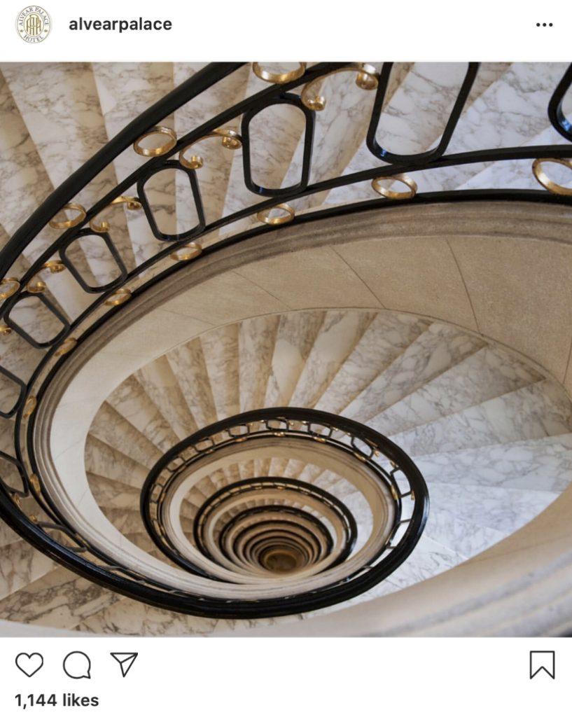 Social Media hotel Photography Alvear palace