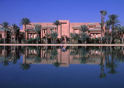 Amanjena Hotel, Marrakesh