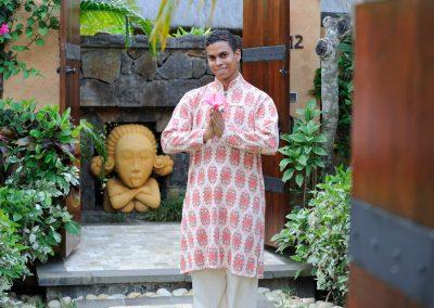 Oberoi Hotel, Mauritius