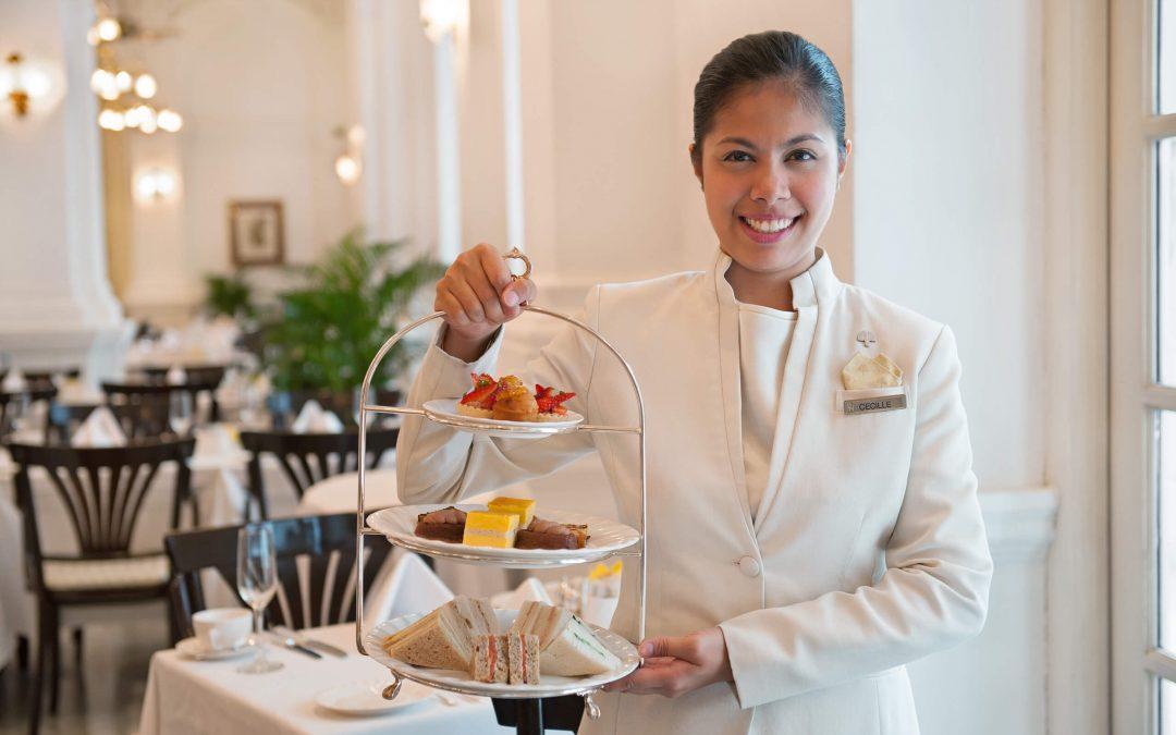 Raffles Hotel, Singapore – My Six Steps to High Tea Ecstasy
