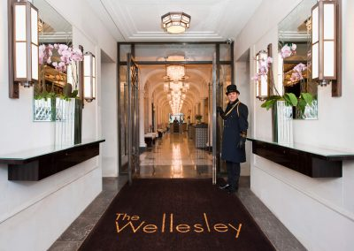 The Wellesley Hotel, London