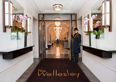 The Wellesley Hotel, London