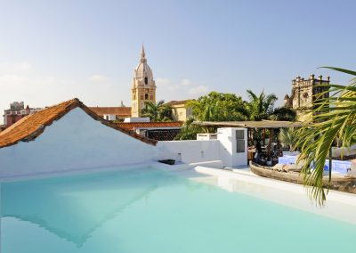 La Passion Hotel Boutique, Cartagena de Indias, Colombia